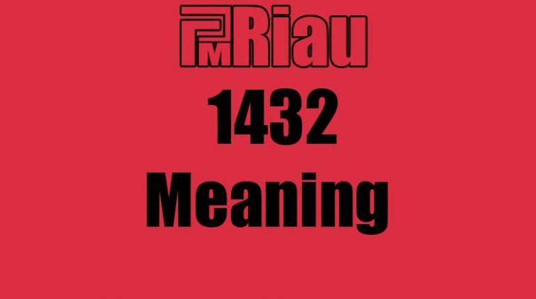 Arti Dan Makna 1432 Meaning Kode Bahasa Gaul - Pemuda Riau
