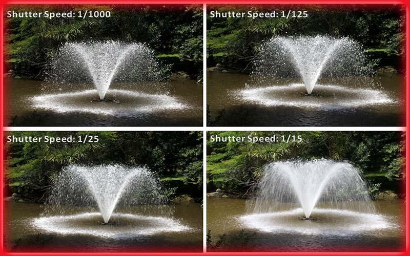 Shutter Speed Pada Pengaturan Kamera