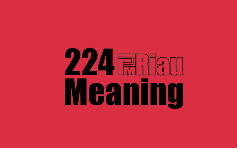 224 meaning