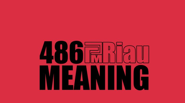 486 meaning