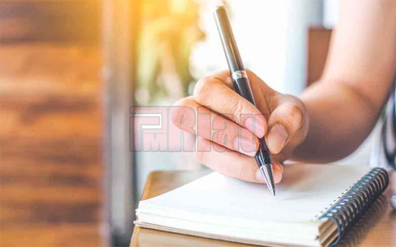 contoh surat perjanjian lengkap