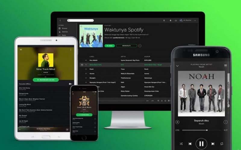 Aplikasi Musik Terbaik Yang Wajib Dicoba