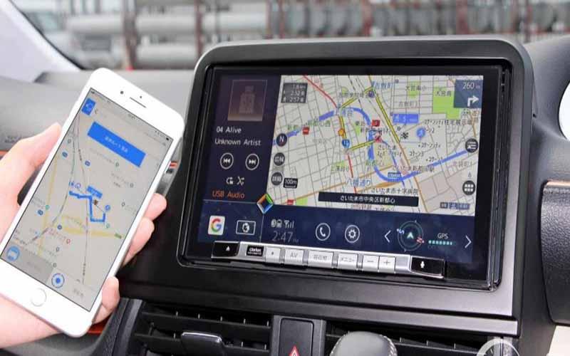 GPS Mobil Terbaik Yang Bagus Dan Akurat