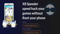 Wajib Coba X8 Speeder Untuk Mempercepat Game