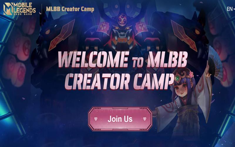 Cara Daftar MLBB Creator Camp