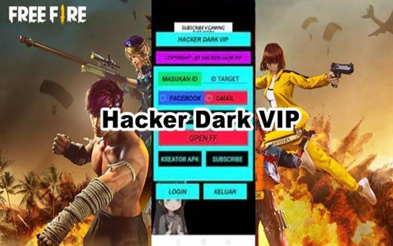 Download Hacker Dark Vip Apk Terbaru