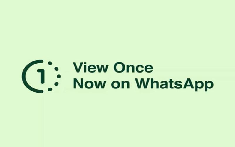 Fitur Terbaru View Once Whatsapp, Foto Video Sekali Lihat