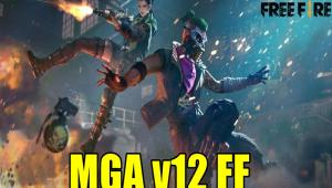 MGA V12 Apk  FF Menu Mod
