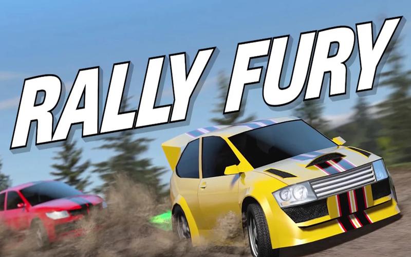 Rally Fury Mod Apk [Unlimited Money & Token]