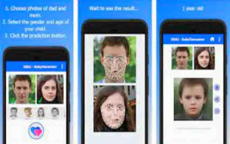 Baby Gen Apk, Aplikasi Bikin Anak Online