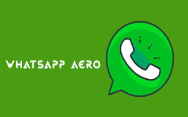 Download WhatsApp Aero Apk Versi Lite Terbaru 2021