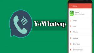 Link Download YOWhatsApp Apk