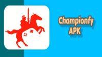 Download Championfy Apk Versi Terbaru 2021