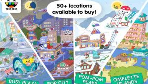 Download Toca Boca Mod Apk Versi Terbaru
