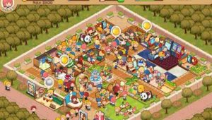 Link Download Happy Mall Story Mod Apk