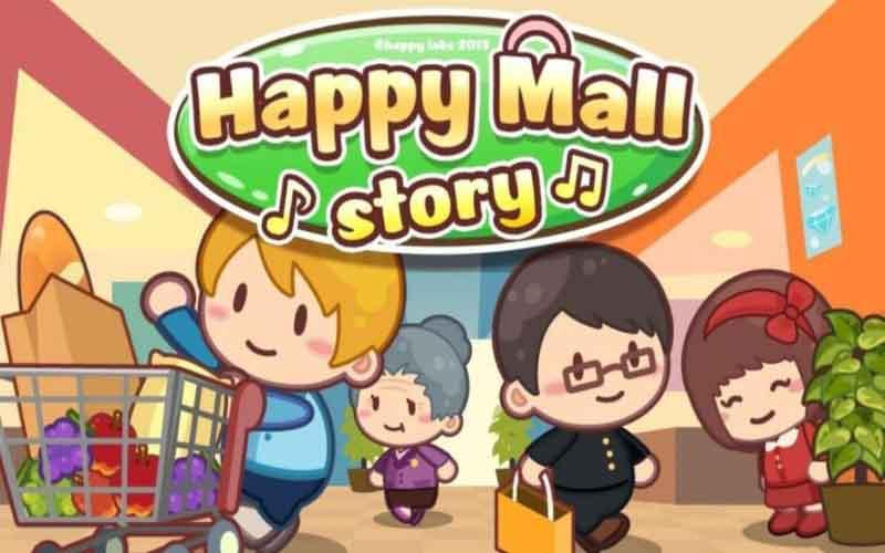 Link Download Happy Mall Story Mod Apk Versi Terbaru