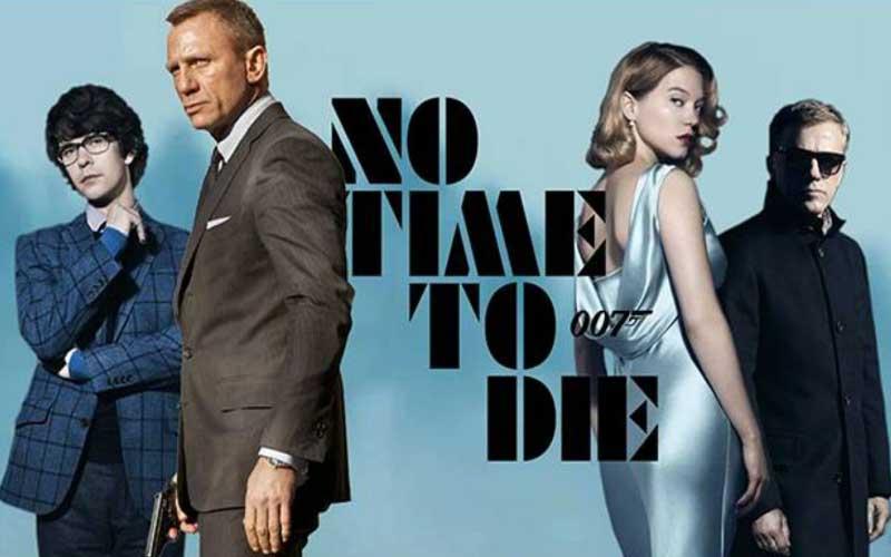 Nonton Film No Time To Die Sub Indo Full Movie