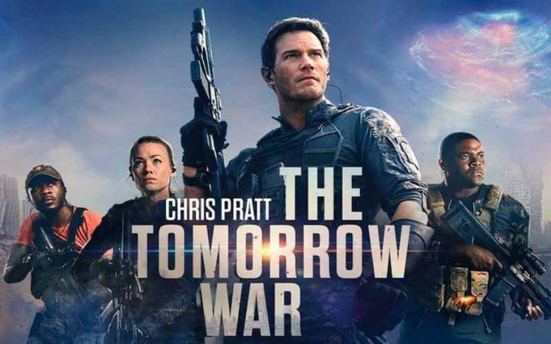 Nonton Film The Tomorrow War Full Movie Sub Indo
