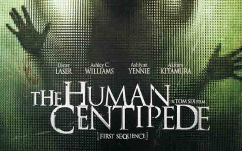 Nonton film the human centipede 1